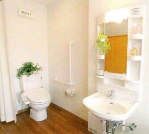 p-ベストライフ葵トイレ